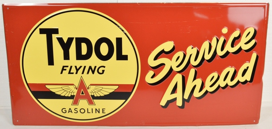 Tydol Gasoline Sign