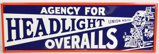 Headlight Overall Sign