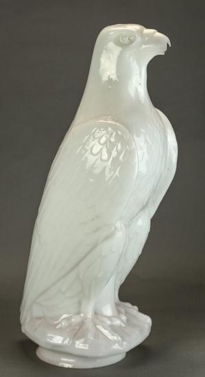White Eagle Gas Globe