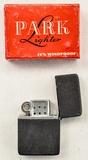Park Sherman Lighter In Original Box