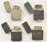Lot of 4 1940's Lighters