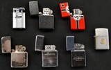 Lot of 7 Lighters in Boxes