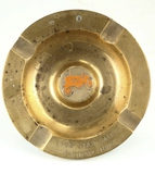 1955 Star Sales Factory Tour Brass Ashtray