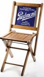 Piedmont Cigarette Folding Chair