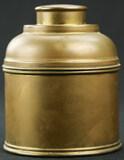 Brass Tobacco Humidor