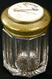 Glass Cigarette Display Jar