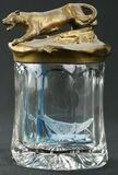Glass Tobacco Display Jar