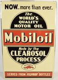 Mobil Oil Sign