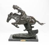 Bronze 'Cheyenne' Sculpture