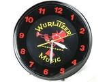 Wurlitzer Music Neon Clock