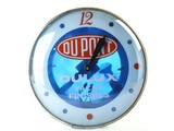 Dupont Deluxe Yacht Finishes Light Up Clock