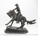 Bronze 'Cowboy' Sculpture