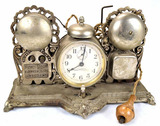 Coin Operated Alarm Clock Light