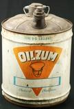 Oilzum 5 Gallon Oil Can
