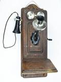 Vintage Kellogg Wall Phone