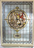 St. Martin of Tours Large Stained Glass Window