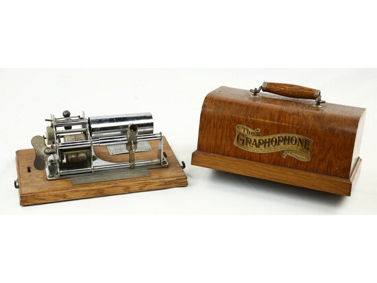 Columbia Type BXP Cylinder Phonograph
