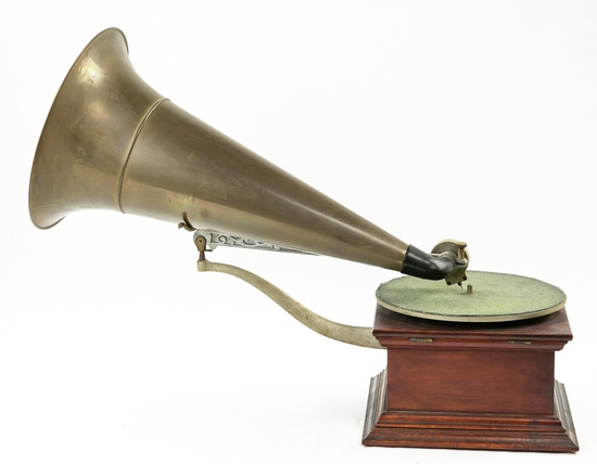 Columbia Disc Phonograph
