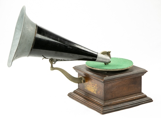 Talk-O-Phone Disc Phonograph