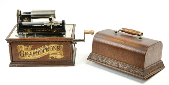 Columbia Type AT Cylinder Phonograph