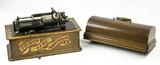 Edison Banner Home Cylinder Phonograph