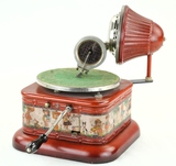 Nirona 888 Toy Phonograph