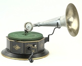 Octophone Toy Phonograph
