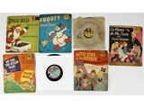 Collection Golden Children's Phonograph Records