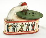 Gama-Phola Toy Phonograph