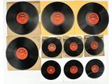 Bingola Child's Phonograph Records