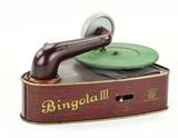 Bingola III Toy Phonograph