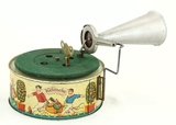 Keimola Toy Phonograph