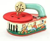 Gama 54 Pixie Phone Toy Phonograph