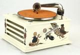 Victor VV I-II Toy Phonograph