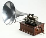 Pathe Cylinder Phonograph