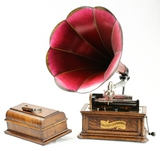 Columbia BFT Phonograph