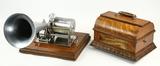 Columbia AB MacDonald Cylinder Phonograph