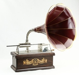 Wizard Cylinder Phonograph