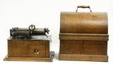 Edison Spring Motor Phonograph