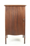 Cylinder Record Cabinet