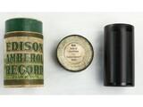Edison Amberol 4 Min Wax Record No. 560