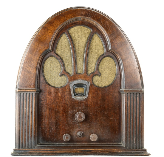 Philco Model 70 Cathedral Radio
