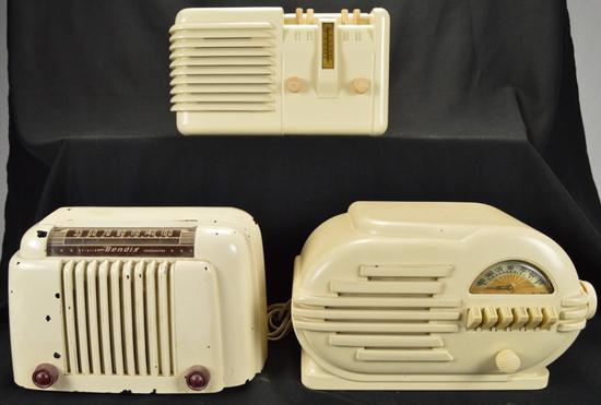 Belmont, Bendix, Goodyear Radios