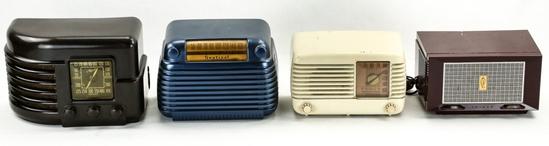 Majestic, RCA, Philco, & Sentinel Radio