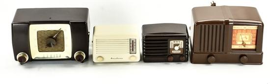 Zenith, RCA, Sentinel, & Airline Radios
