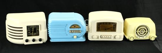 Belmont, Majestic, Airline, & Crosley Radios