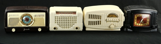 Airline, Jewel, Truetone, & Traveler Radios