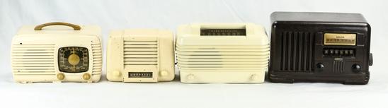 Zenith, Airline, Stromberg Carlson, Clarion Radios
