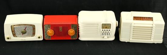 Philco, Silvertone, Setchell Carlson Radios