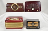 Philco, Westinghouse, Emerson, & Crosley